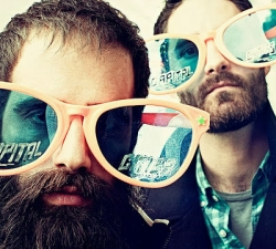 Capital Cities : Dancing With Strangers Tour