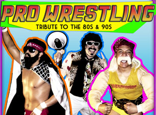 Flashback - Pro Wrestling Tribute to the 80s & 90s