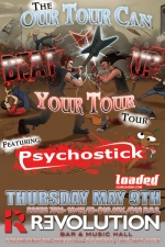 Psychostick featuring OAC / DTP / Entering The Sun