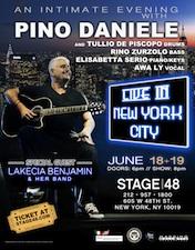 Pino Daniele featuring Lakecia Benjamin