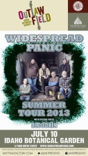 Widespread Panic with Bloodkin