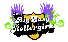 Big Easy Roller Girls' Solid Gold Dance Off Fundraiser featuring Lagniappe Brass Band and Gangbusters