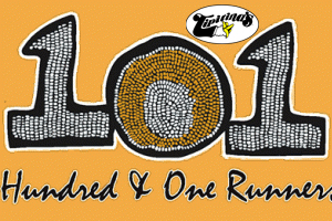 101 Runners featuring Chris Jones, War Chief Juan Pardo, Kirk Joseph, Raymond Weber, Jake Eckert, CR Gruver, and, many special guests! plus Yojimbo