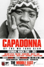 Cappadonna : of Wu Tang Clan