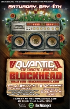 QUANTIC with BLOCKHEAD, B. Durazzo, J. Battle, DJ Chilly (KEXP / Manos Arriba!) and Young Benoit