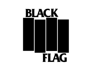 Black Flag with Good For You / Cinema Cinema / The Netherlands