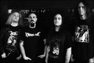 Incantation featuring Mortician / Furnerus / Fatalist