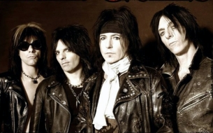 LA Guns plus The Liza Colby Sound, Splinter, Sweet Cyanide