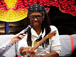 Red Bull Music Academy meets Classic Album Sundays: A David Bowie Special with Nile Rodgers