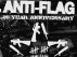 Anti-Flag - Admission and 21+ Balcony Upgrade