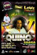 Quino from Big Mountain : Shaka feat. Jerome Cruz from Big Mountain : Psydecar : Selektah Reefah : Lady Piracy