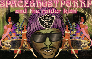 SpaceGhostPurrp featuring Raider Klan