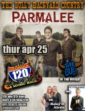 Parmalee featuring Haley & Alexis and Peyton Parker