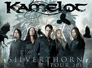 Kamelot with Delain / Eklipse