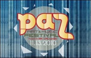 PAZ ART & MUSIC FESTIVAL