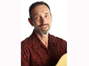 LIVE! ON STAGE JONATHAN RICHMAN featuring TOMMY LARKINS on the drums!