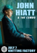 John Hiatt & The Combo featuring Gator Loops
