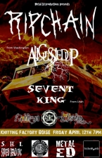 Ripchain with All Gussied Up / Sevent King / The Fallen Idols