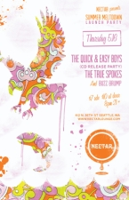 THE QUICK & EASY BOYS (CD Release) with THE TRUE SPOKES plus Buzz Brump