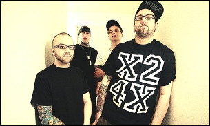 The Acacia Strain with The Red Chord / Terror / Gaza / The Contortionist