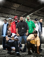 Wu Tang Clan featuring Method Man, GZA, Ghostface Killah, Raekwon, Inspectah Deck, Mathematics, U-God & Masta Killa