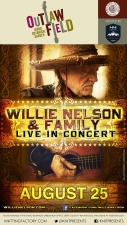 Willie Nelson & Family with special guests The Wild Feathers