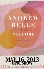 Andrew Belle with Neulore and Peter Groenwald