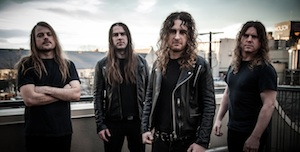 Airbourne / Black Actress