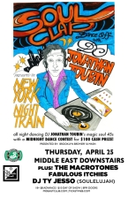 The Soul Clap & Dance Off featuring DJ Jonathan Toubin