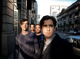 Jimmy Eat World with David Bazan and Band