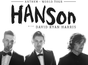 Hanson : ANTHEM - World Tour