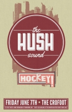 The Hush Sound with Hockey