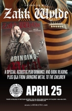 An Acoustic Evening With Zakk Wylde
