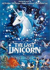 THE LAST UNICORN: Screening and Birthday Celebration : Co-presented with The Cartoon Art Museum