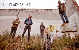 THE BLACK ANGELS / Plenty of tickets will be available at the door / Doors open at 8pm with special guests Hot 8 Brass Band, Native America