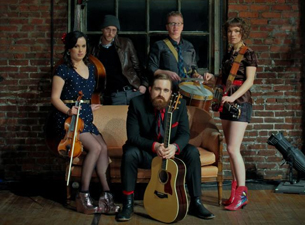The David Mayfield Parade with Dan Getkin and the Masters of American Music