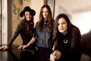 The Staves plus Escondido