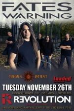 Fates Warning featuring Magus Beast / Skepsis
