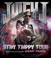 Juicy J with A$AP Ferg