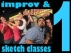 Improv Acting 1 (aka Improv Basics) - Tuesdays, 7:30-10pm, 04/23-06/04