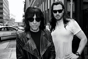 MARKY RAMONE'S BLITZKRIEG WITH ANDREW W.K. ON VOCALS