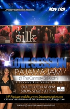 Silk 's Love Session Pajama Party