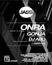 Onra (All City / Fools Gold) , DJ ABD