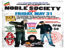 Goldmine Presents: Noble Society