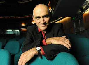 Paul Kelly with Dan Kelly