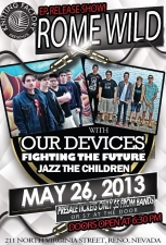 Rome Wild featuring Our Devices / Fighting The Future / Jazz The children