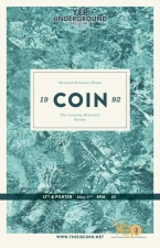 COIN, Album Release Show with The Lonely Biscuits & Keeps