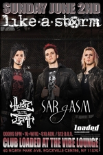 Like a Storm featuring Sargasm / Life After Death / Break Past Reason