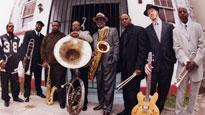The Dirty Dozen Brass Band featuring Opening act: SUNU & Terrebone will be serving!