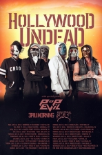 Hollywood Undead featuring Pop Evil / 3 Pill Morning / All Hail The Yeti